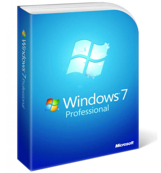 Microsoft Windows 7 Professional BOX 32/64 Russian Kazakhstan Only DVD (FQC-09120) - купить в интернет-магазине Skysoft
