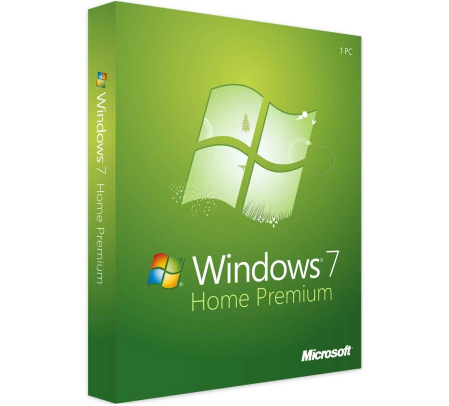 Microsoft Windows 7 Home Premium ОЕМ 64 Russian CIS and GE DVD (GFC-00642) - купить в интернет-магазине Skysoft