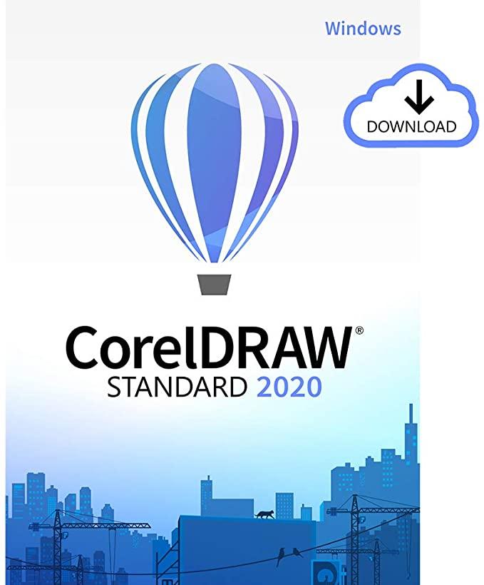 CorelDRAW Standard 2020 Windows ESD - купить в интернет-магазине Skysoft