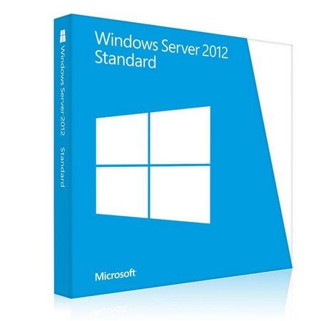 Microsoft Windows Server Standard R2 2012 64 Russian ОЕМ электронный ключ - купить в интернет-магазине Skysoft