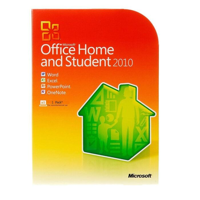 Microsoft Office 2010 Home and Student BOX 32-bit/x64 Russian Kazakhstan DVD (79G-02141) - купить в интернет-магазине Skysoft