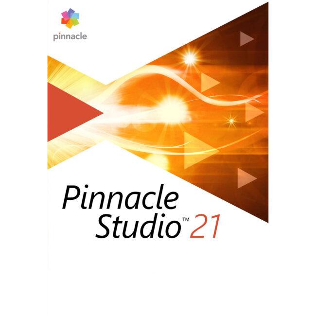 Corel Pinnacle Studio Standart 21 ESD - купить в интернет-магазине Skysoft