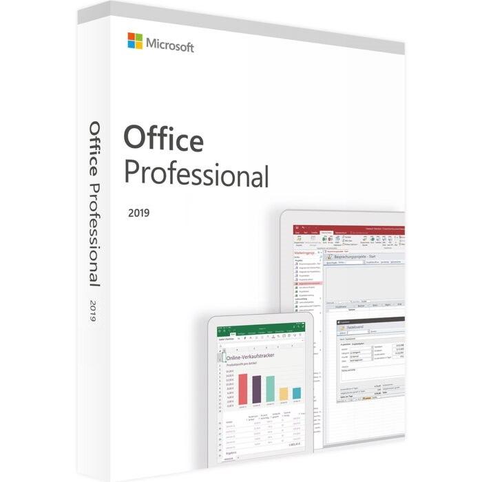 Microsoft Office 2019 Professional ESD 32-bit/x64 Russian электронный ключ (269-17064) - купить в интернет-магазине Skysoft