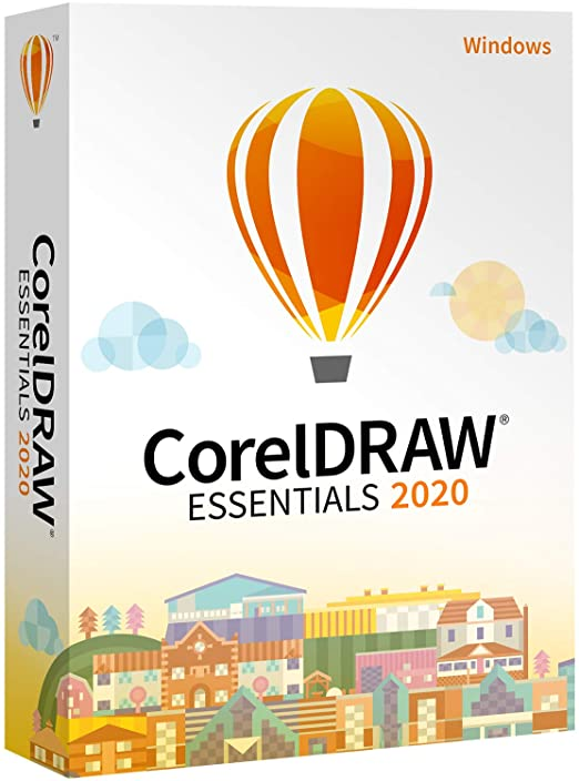 CorelDraw Essentials 2020 Windows ESD - купить в интернет-магазине Skysoft