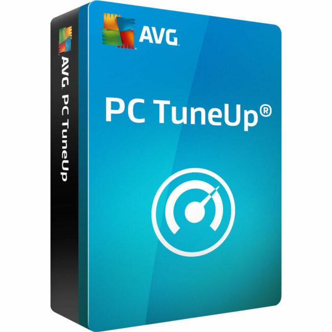 AVG PC Tune up 1 год/1 устройство ESD - купить в интернет-магазине Skysoft
