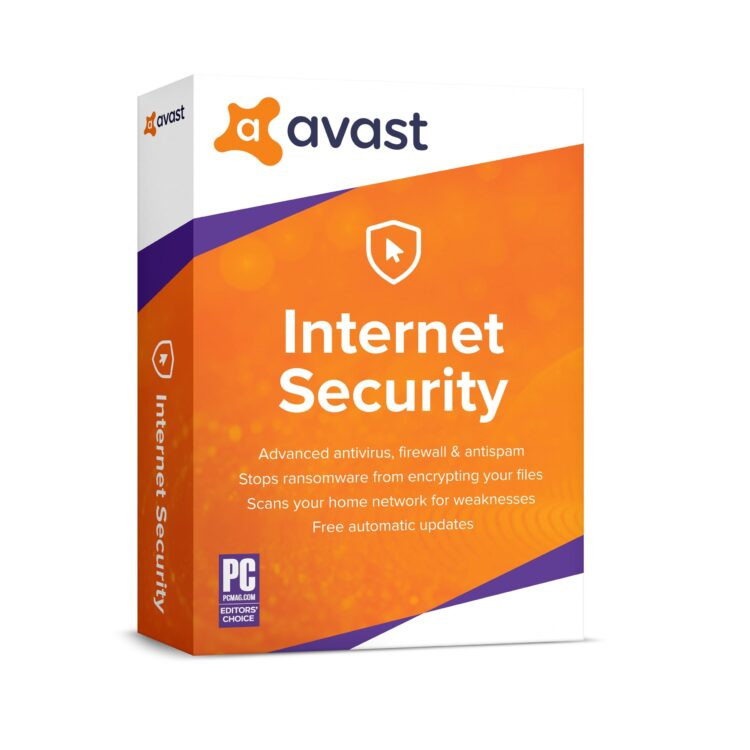 Avast! Internet Security 3 ПК/1 год ESD