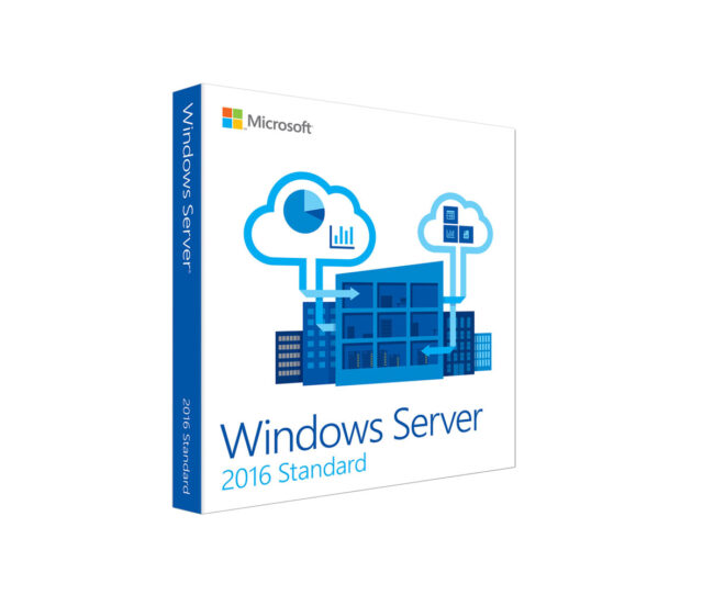 Microsoft Windows Server Standard 2016 64 ОЕМ Russian Kazakhstan Only DVD P73-07123 - купить в интернет-магазине Skysoft