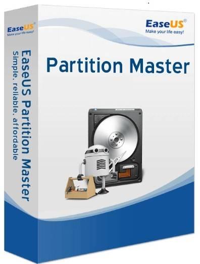EaseUS Partition Master Professional 12.9 ESD - купить в интернет-магазине Skysoft