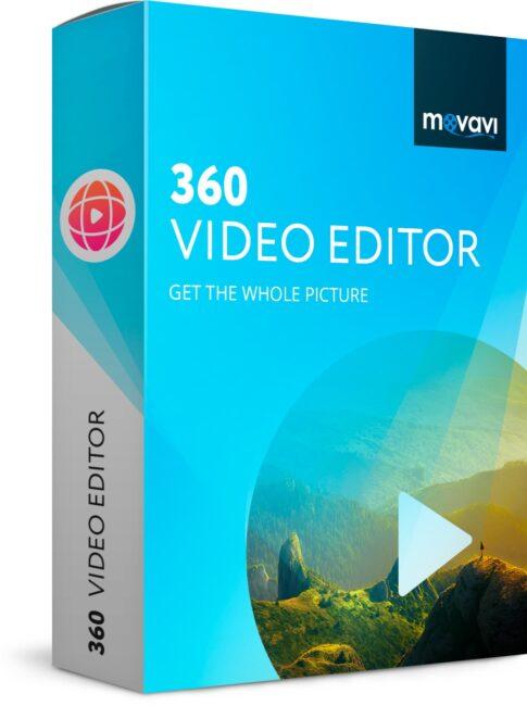 Movavi 360 Video Editor ESD - купить в интернет-магазине Skysoft
