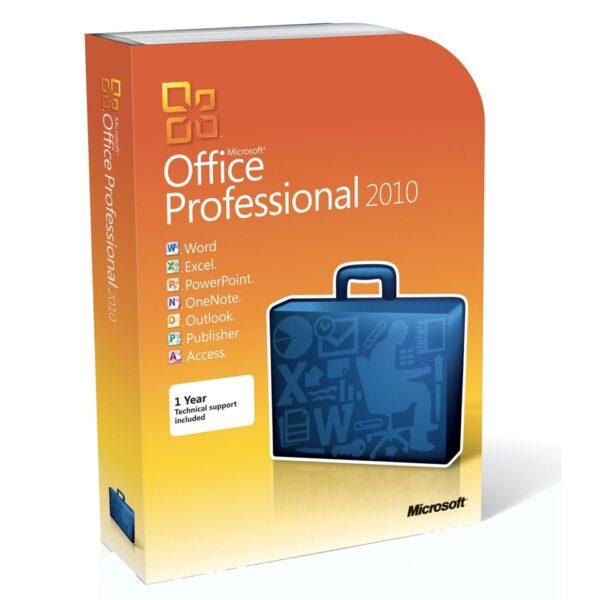 Microsoft Office 2010 Professional ESD 32-bit/x64 Russian электронный ключ - купить в интернет-магазине Skysoft