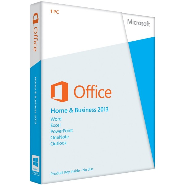 Microsoft Office 2013 Home and Business BOX 32-bit/x64 Russian Kazakhstan DVD (T5D-01762) - купить в интернет-магазине Skysoft
