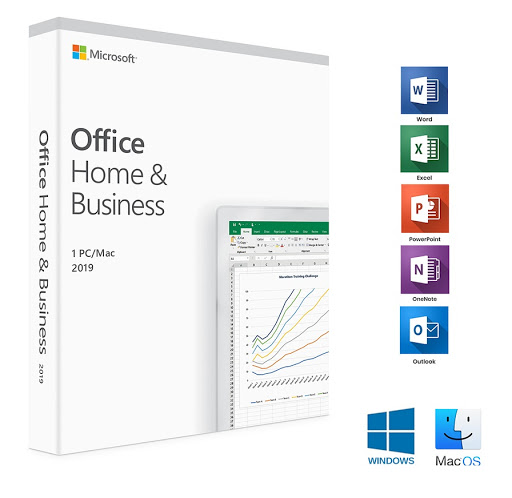 Microsoft Office 2019 Home and Business BOX 32-bit/x64 Russian Kazakhstan Only Medialess (T5D-03246) - купить в интернет-магазине Skysoft