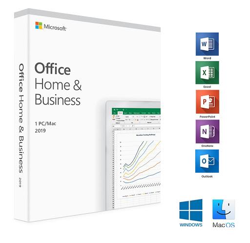 Microsoft Office 2019 Home and Business ESD 32-bit/x64 Russian электронный ключ (T5D-03189) - купить в интернет-магазине Skysoft