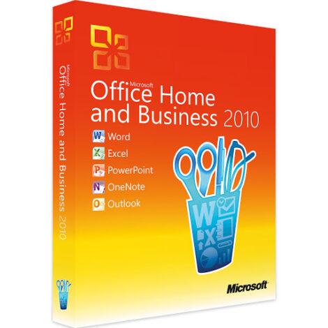 Microsoft Office 2010 Home and Business ОЕМ 32-bit/x64 Russian электронный ключ - купить в интернет-магазине Skysoft