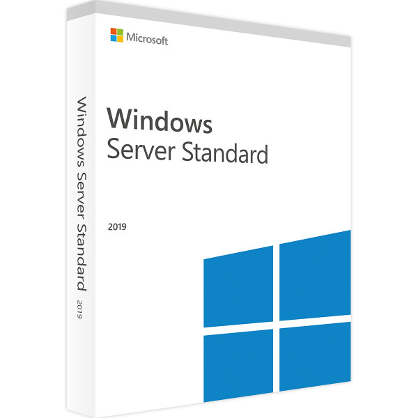 Microsoft Windows Server Standard 2019 64 ОЕМ Russian CIS and GE DVD P73-07797 - купить в интернет-магазине Skysoft