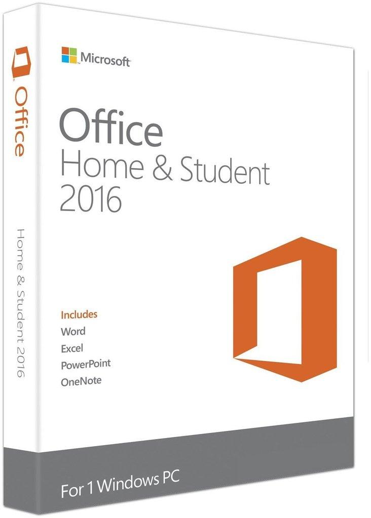 Microsoft Office 2016 Home and Student ESD 32-bit/x64 Russian электронный ключ (79G-04288) - купить в интернет-магазине Skysoft