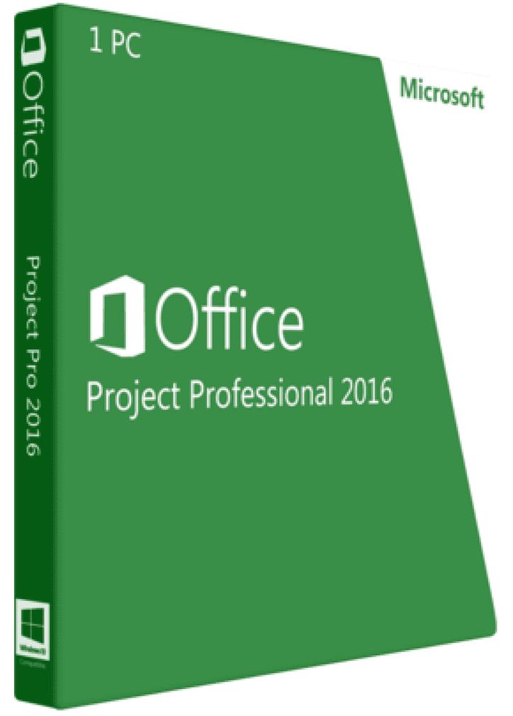 Microsoft Project 2016 Professional ESD 32/64 электронный ключ (H30-05445) - купить в интернет-магазине Skysoft